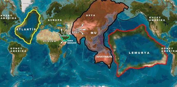 Lemuria: Lục địa bí ẩn trong truyền thuyết có thực sự tồn tại? - Ảnh 8.