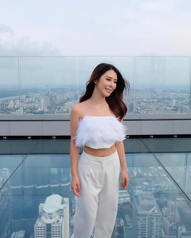 Dân tình hốt hoảng với sàn kính cao ở độ cao trên 300m ngắm trọn cảnh thủ đô Bangkok - Ảnh 11.
