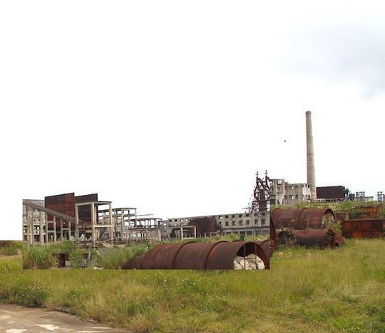 Xót xa nhà máy thép ngàn tỉ đem đấu giá bán phế liệu được 205 tỉ đồng - Ảnh 1.