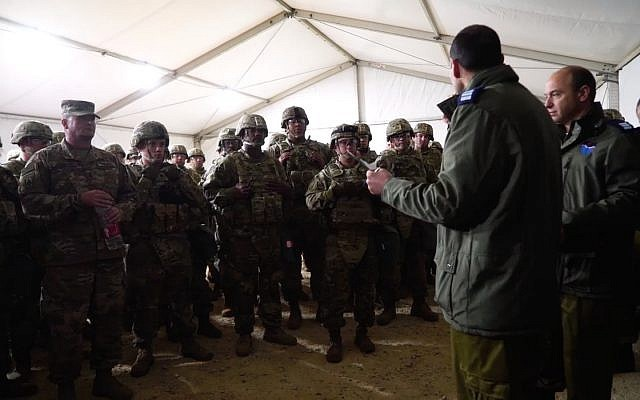 Mỹ thử nghiệm THAAD ở Israel  nhưng rút đi như một cơn gió: Gặp vấn đề nghiêm trọng? - ảnh 1
