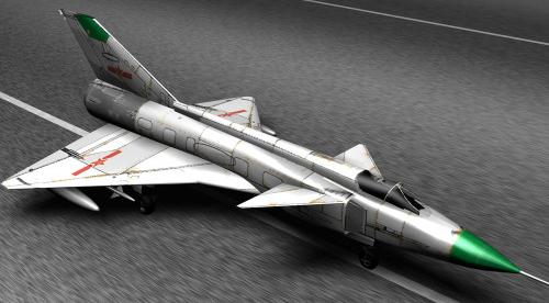 Dự án máy bay chiến đấu tham vọng và giấc mộng tan tành của Trung Quốc - Ảnh 1.