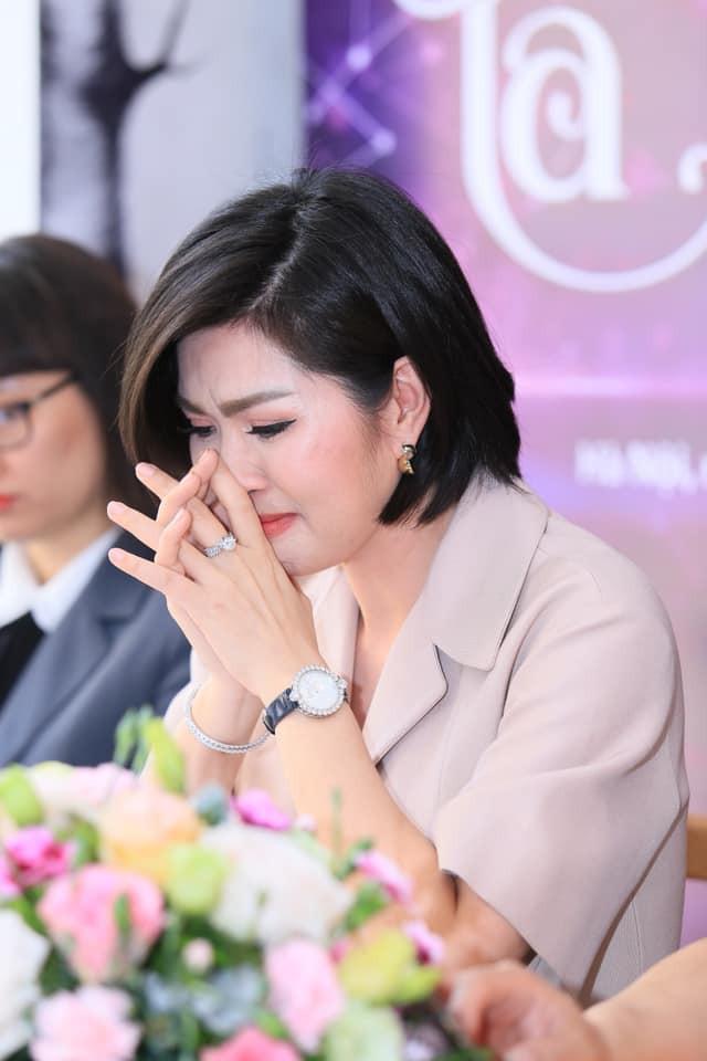 Nguyễn Hông Nhung: Tôi không dám nói với ai rằng mình có thai - Ảnh 3.