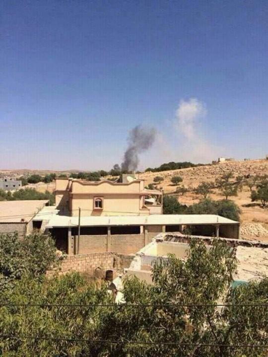Lò lửa Libya chính thức bùng nổ - Chiến tranh lan rộng khắp, LHQ sơ tán khẩn cấp - Ảnh 7.