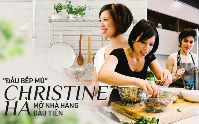 Vua đầu bếp Mỹ gốc Việt Christine Hà mở nhà hàng đầu tiên: 7 năm vinh quang, đối mặt sóng gió và thực hiện ước mơ từ nồi cá trê kho - ảnh 1