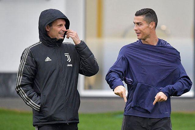 Tứ kết Champions League: Juventus nhận tin cực vui từ Ronaldo - Ảnh 1.