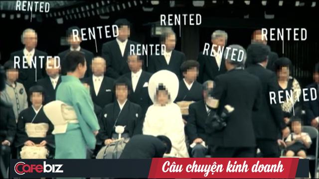"""Dịch vụ """"thuê gia đình"""" tại Nhật Bản: Thuê vợ đẹp để khoe đồng nghiệp, thuê chồng tốt để họp phụ huynh... - Ảnh 2."""