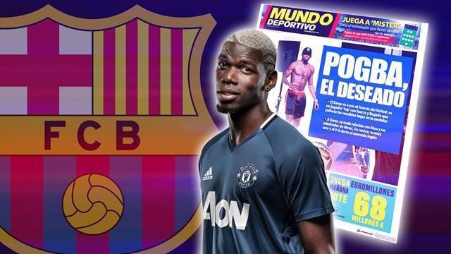 Tiết lộ: Vừa hỏi mua Pogba, Barcelona chịu thua ngay khi thấy núi tiền của Man United - Ảnh 1.