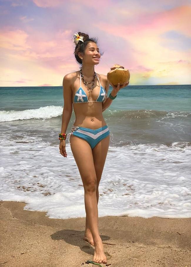 Được xem là người soán danh xưng nữ hoàng bikini của Ngọc Trinh, Phương Trinh Jolie nói gì? - Ảnh 8.