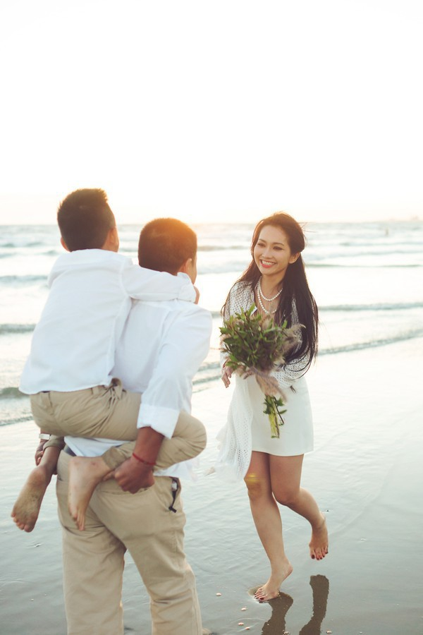 Út Ráng Kim Hiền: Từ nỗi đau bị chồng phản bội sau 2 tháng mặc áo cô dâu tới niềm hạnh phúc tìm thấy hoàng tử của đời mình - Ảnh 4.