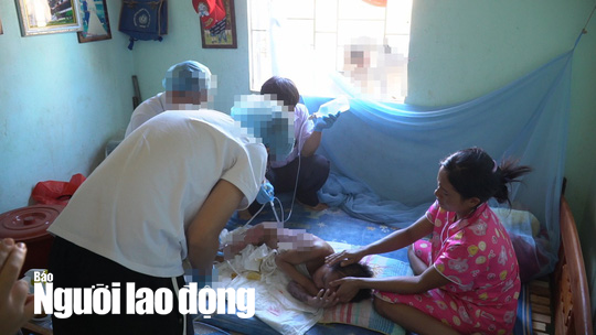Bác sĩ năn nỉ xin cứu bé 9 tuổi, gia đình quyết từ chối  - Ảnh 1.