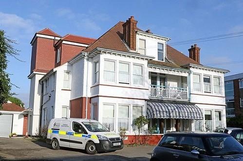 Viện dưỡng lão Langley Lodge - Ảnh: BBC