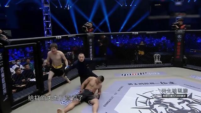 Võ sĩ Thiếu Lâm gây sốc khi bị hạ KO chỉ sau... 6 giây - Ảnh 8.