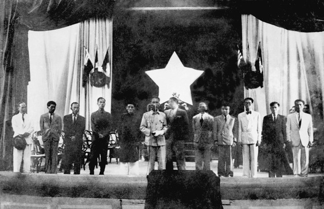 Sau cách mạng tháng 8, nước ta đối diện nhiều khó khăn: Cả giặc đói lẫn giặc dốt - Ảnh 2.