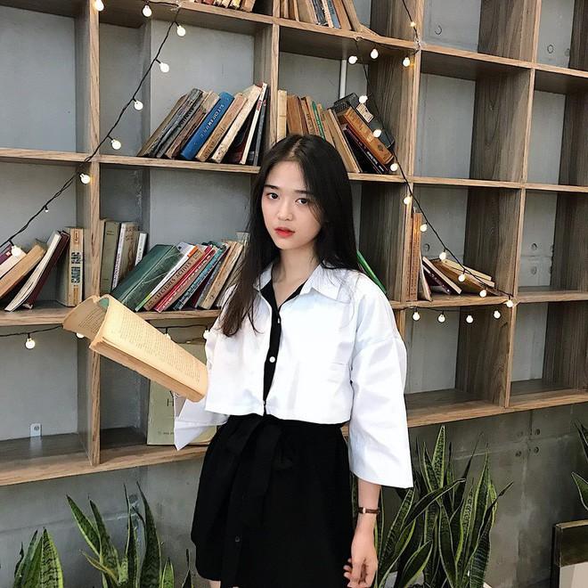 Hội gái xinh mới 17 tuổi đã nổi tiếng rần rần: Toàn cực phẩm học đường, có người được báo Trung ca ngợi với loạt mỹ từ - Ảnh 15.