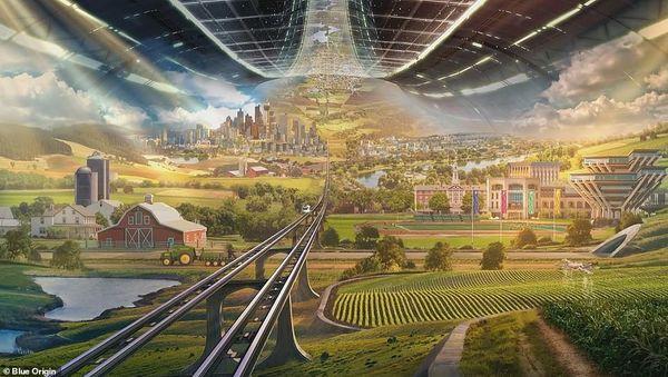 Jeff Bezos biến Mặt trăng thành nhà của hàng tỷ người - Ảnh 4.