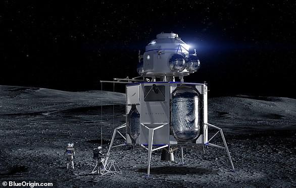 Jeff Bezos biến Mặt trăng thành nhà của hàng tỷ người - Ảnh 6.