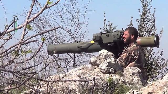 Tên lửa chống tăng đại náo Syria: T-90 thần thánh của Nga cũng tan xác! - Ảnh 3.