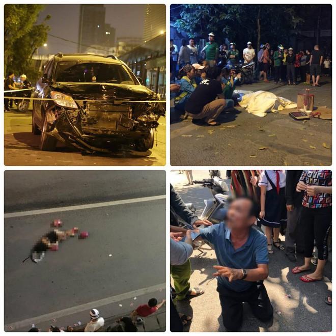 Chuyện về cái chết của 3 mẹ con và câu nói lạnh gáy của gã tài xế ma men ám ảnh Thượng úy CSGT ở Hà Nội - ảnh 2