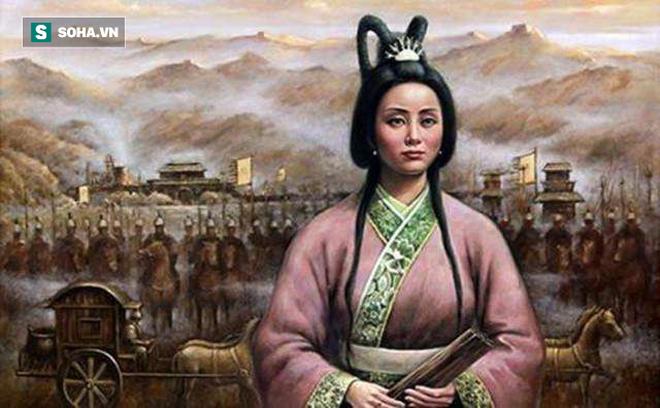 Người phụ nữ liễu yếu đào tơ được Tần Thủy Hoàng cả một đời nể trọng, ban đặc ân là ai? - Ảnh 2.