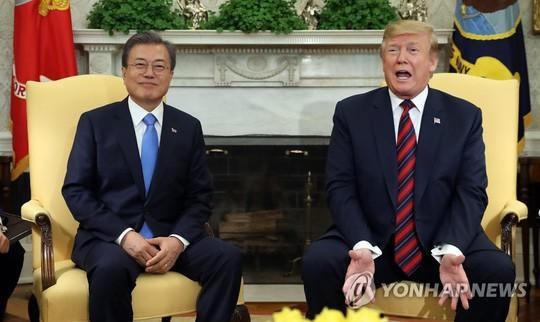 Truyền thông Triều Tiên tố Hàn Quốc chuẩn bị chiến tranh - ảnh 2