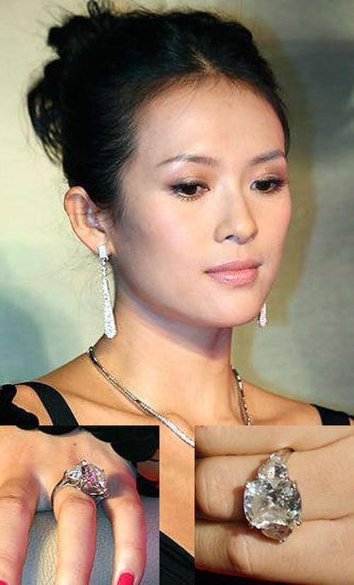 Đọ độ xa hoa của những chiếc nhẫn cưới hàng trăm tỷ đồng: Huỳnh Hiểu Minh - Angelababy hay Lâm Tâm Như cũng phải chịu thua cặp đôi này - Ảnh 5.