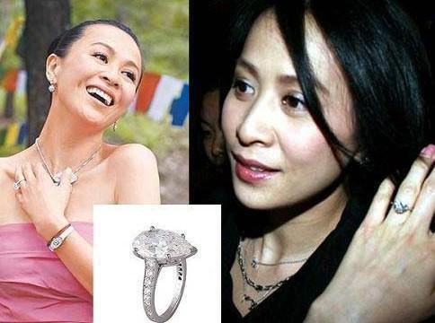 Đọ độ xa hoa của những chiếc nhẫn cưới hàng trăm tỷ đồng: Huỳnh Hiểu Minh - Angelababy hay Lâm Tâm Như cũng phải chịu thua cặp đôi này - Ảnh 6.