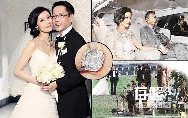 Đọ độ xa hoa của những chiếc nhẫn cưới hàng trăm tỷ đồng: Huỳnh Hiểu Minh - Angelababy hay Lâm Tâm Như cũng phải chịu thua cặp đôi này - Ảnh 7.