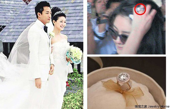 Đọ độ xa hoa của những chiếc nhẫn cưới hàng trăm tỷ đồng: Huỳnh Hiểu Minh - Angelababy hay Lâm Tâm Như cũng phải chịu thua cặp đôi này - Ảnh 9.