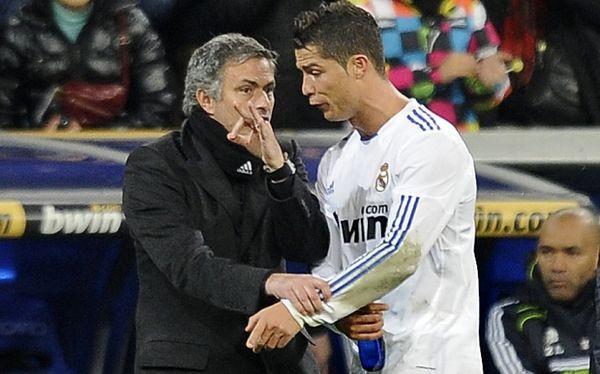 Mourinho và Ronaldo hội ngộ ở Juventus: Những ân oán bây giờ làm sao?! - Ảnh 1.