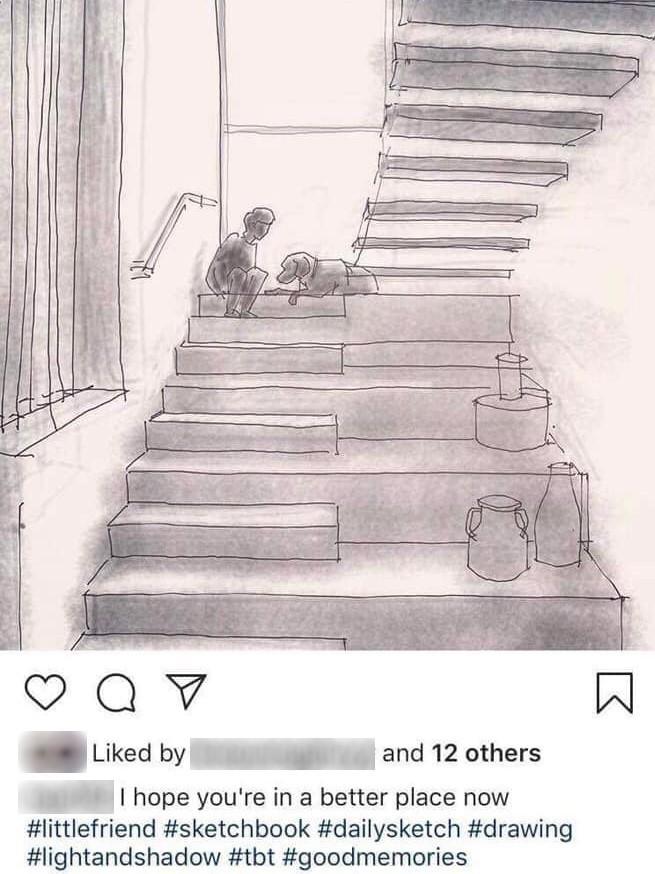 Xôn xao chuyện SV Kiến trúc bị tố lấy ảnh thật trên mạng chỉnh sửa thành bản vẽ, nhận là tác giả rồi đặt caption so deep trên Instagram - Ảnh 2.