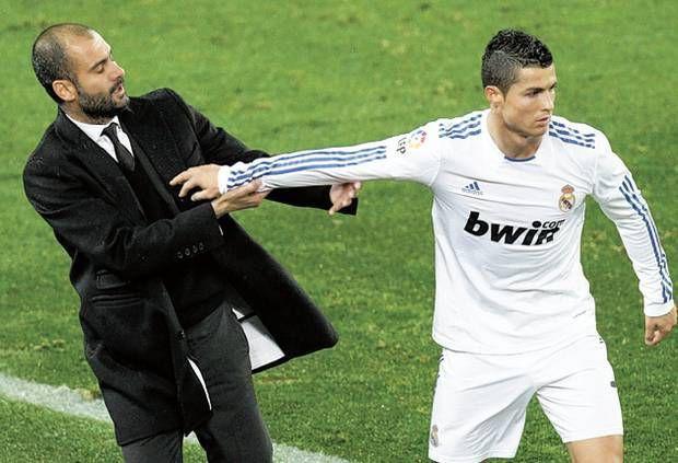 Juventus ủ mưu, Pep Guardiola về làm thầy Ronaldo? - Ảnh 2.