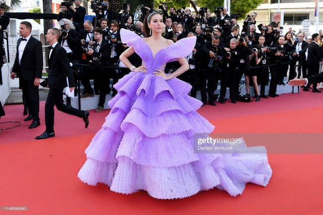 Không phải minh tinh Hollywood, dàn mỹ nhân châu Á sau đây mới thống trị thảm đỏ Cannes 2019 - ảnh 12