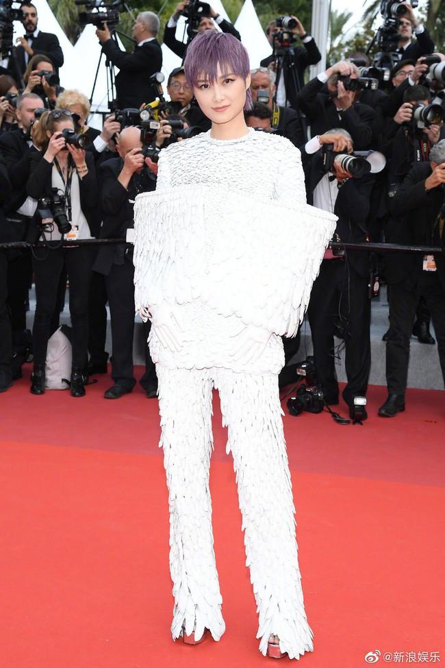 Không phải minh tinh Hollywood, dàn mỹ nhân châu Á sau đây mới thống trị thảm đỏ Cannes 2019 - ảnh 17