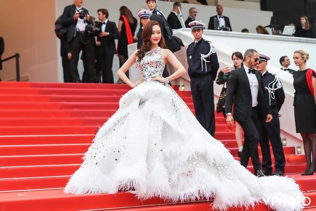 Không phải minh tinh Hollywood, dàn mỹ nhân châu Á sau đây mới thống trị thảm đỏ Cannes 2019 - ảnh 21