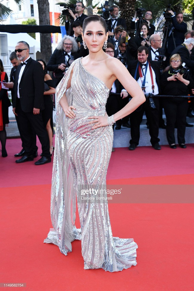 Không phải minh tinh Hollywood, dàn mỹ nhân châu Á sau đây mới thống trị thảm đỏ Cannes 2019 - ảnh 4