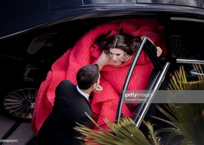 Không phải minh tinh Hollywood, dàn mỹ nhân châu Á sau đây mới thống trị thảm đỏ Cannes 2019 - ảnh 6