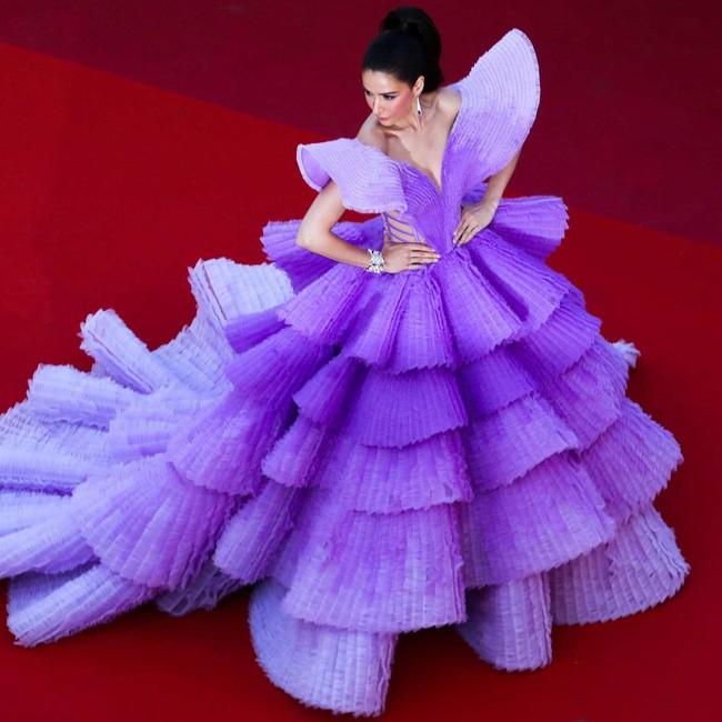 Không phải minh tinh Hollywood, dàn mỹ nhân châu Á sau đây mới thống trị thảm đỏ Cannes 2019 - ảnh 9