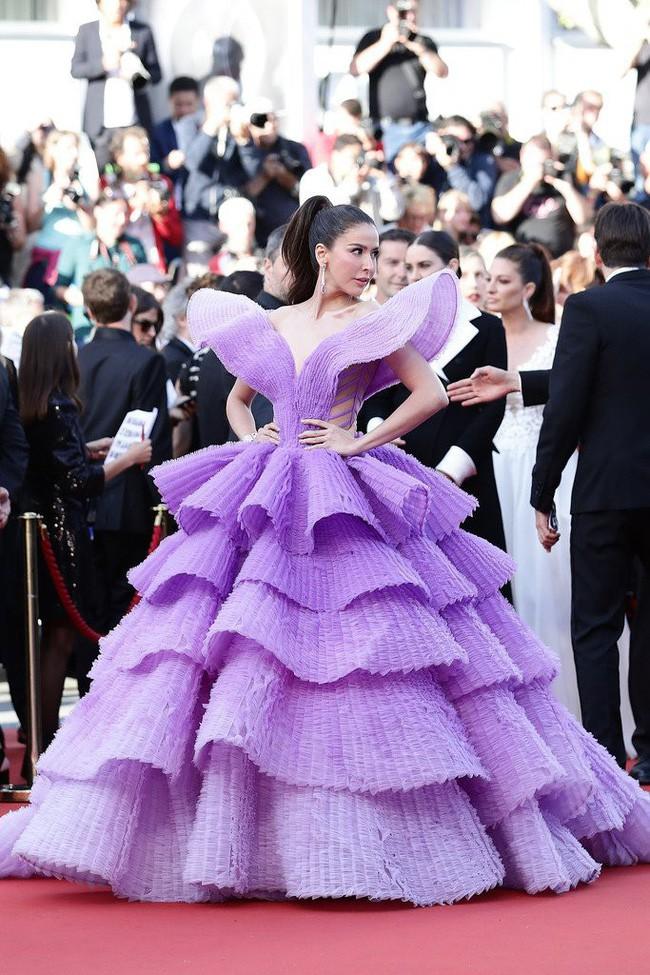 Không phải minh tinh Hollywood, dàn mỹ nhân châu Á sau đây mới thống trị thảm đỏ Cannes 2019 - ảnh 10