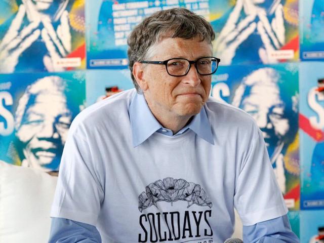 Những sự thật bất ngờ về khối tài sản kếch xù của Bill Gates - Ảnh 2.