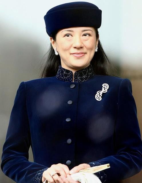 """Từ nhan sắc cho đến phong cách thời trang, Hoàng Hậu Masako Owada đều toát lên khí chất của""""mẫu nghi thiên hạ"""" - Ảnh 33."""