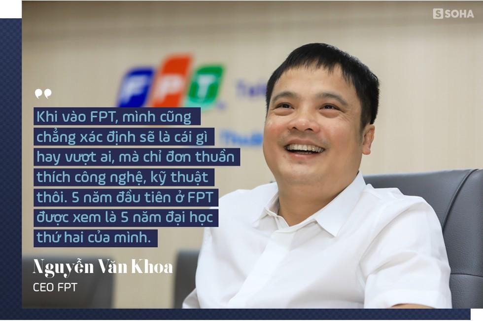 """Khoa """"Tồ"""": Từ dân chơi đua xe Hà Thành, suýt bị đuổi việc 4 lần đến chức Tổng giám đốc FPT - Ảnh 5."""
