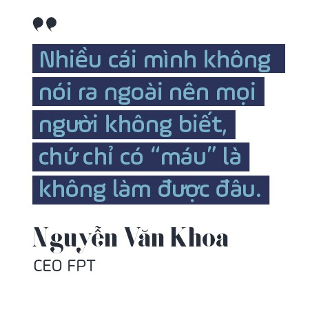 """Khoa """"Tồ"""": Từ dân chơi đua xe Hà Thành, suýt bị đuổi việc 4 lần đến chức Tổng giám đốc FPT - Ảnh 9."""