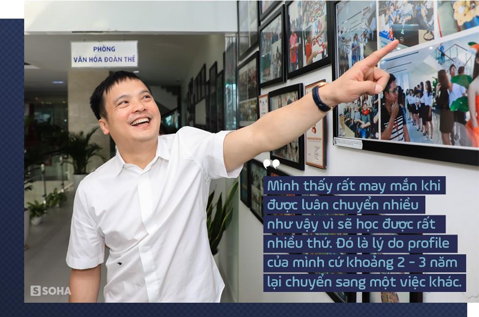 """Khoa """"Tồ"""": Từ dân chơi đua xe Hà Thành, suýt bị đuổi việc 4 lần đến chức Tổng giám đốc FPT - Ảnh 11."""