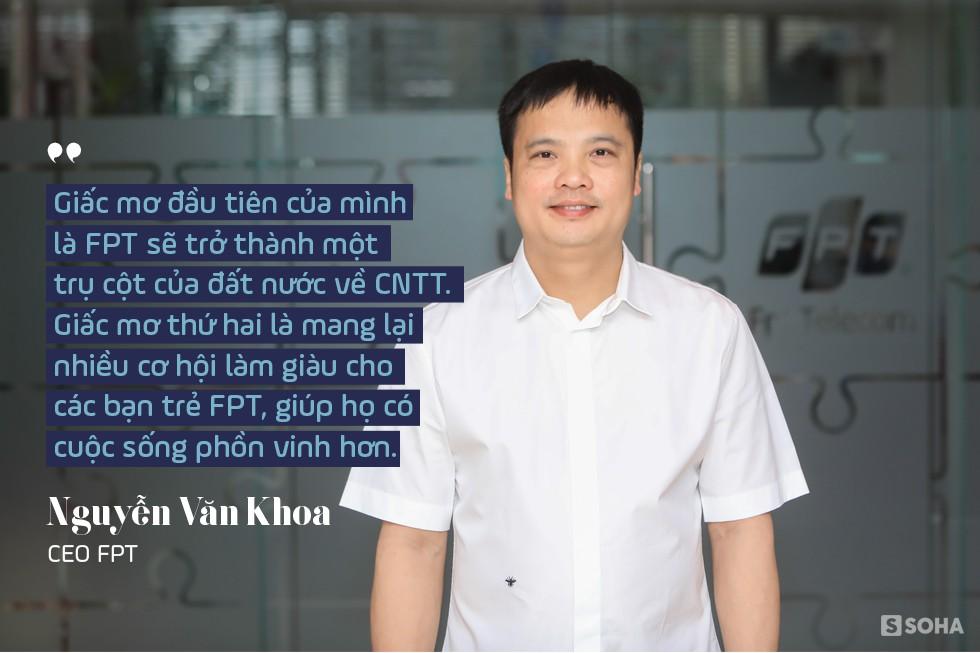 """Khoa """"Tồ"""": Từ dân chơi đua xe Hà Thành, suýt bị đuổi việc 4 lần đến chức Tổng giám đốc FPT - Ảnh 14."""