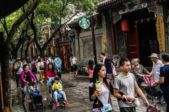 Mỹ không còn là thiên đường với người Trung Quốc - Ảnh 1.