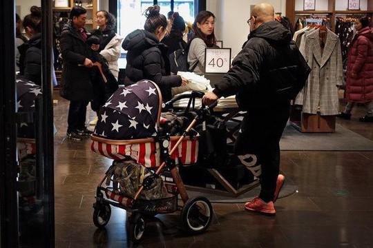 Mỹ không còn là thiên đường với người Trung Quốc - Ảnh 2.