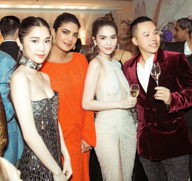 Gây tranh cãi vì trang phục táo bạo trên thảm đỏ, Ngọc Trinh đến LHP Cannes bằng cách nào? - Ảnh 7.
