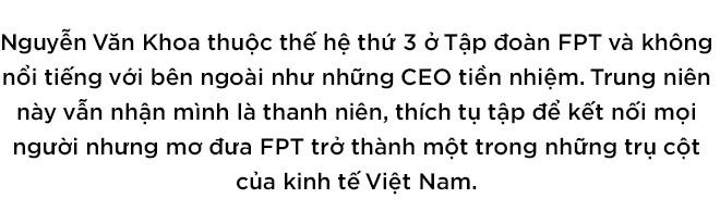 """Khoa """"Tồ"""": Từ dân chơi đua xe Hà Thành, suýt bị đuổi việc 4 lần đến chức Tổng giám đốc FPT - Ảnh 1."""