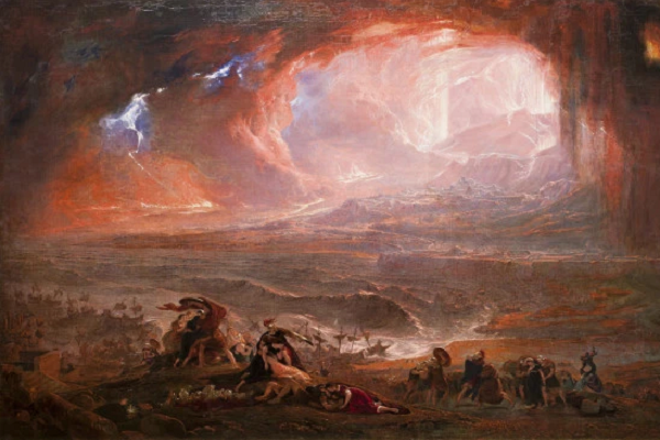 Trái Đất đã từng trải qua những thảm họa khủng khiếp nào? - Ảnh 1.