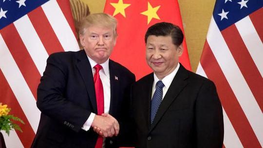Bài hát mang tên Chiến tranh thương mại gây sốt ở Trung Quốc - Ảnh 1.